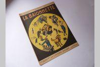 """Revue """" La Baïonnette   """" ( N°.133) 1918"""