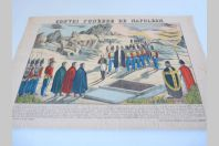Gravure D'EPINAL Napoléon