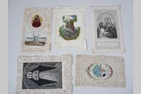 Ensemble d'images religieuses (5)
