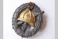 Insigne de casquette Pompier Allemagne
