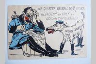 CPA Cartier Général Mayence Agence - Wolff