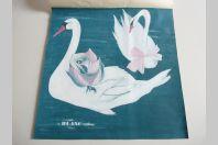 """Dessin original linge de maison """" Le Blanc Moderne """""""
