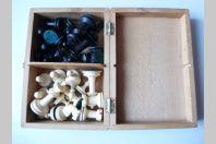 Ancien jeu d'échecs en os