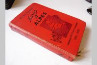Guide Michelin Alpes 1934-1935