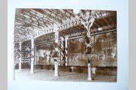 Photo Salle de vénerie du château  de Cheverny 1949