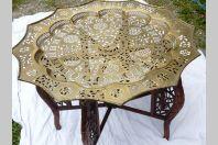 Table à thé Chine XIXe siècle