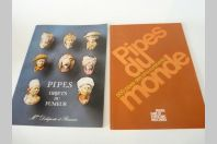 Livres Pipes du monde Pipes anciennes collections