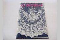 """Revue """" La Dentelle """" N° 3 February 1985 Ang"""
