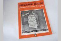 Journal Suisse des Horlogers Schweizerische Uhrmacher Zeitung  N°9 1955