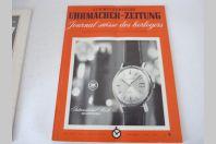 Journal Suisse des Horlogers Schweizerische Uhrmacher Zeitung  N°6 1965
