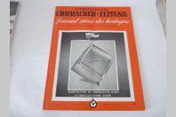 Journal Suisse des Horlogers Schweizerische Uhrmacher Zeitung  N°9 1965