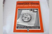 Journal Suisse des Horlogers Schweizerische Uhrmacher Zeitung  N°1 1954