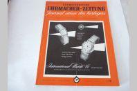 Journal Suisse des Horlogers Schweizerische Uhrmacher Zeitung  N°12 1953