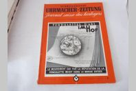 Journal Suisse des Horlogers Schweizerische Uhrmacher Zeitung  N°5 1954