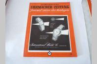 Journal Suisse des Horlogers Schweizerische Uhrmacher Zeitung  N°10 1953