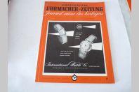 Journal Suisse des Horlogers Schweizerische Uhrmacher Zeitung  N°8 1953