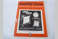 Journal Suisse des Horlogers Schweizerische Uhrmacher Zeitung  N°1 1953