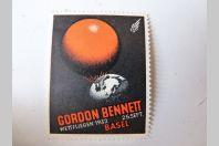 Vignette Coupe Aéronautique Gordon Bennett Basel 1932