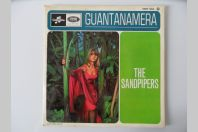 Disque Vinyl 45 tours THE SANDPIPERS Guantanamera ESRF 1802
