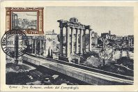 Carte-maximum Italie - PA n°45 - Rome