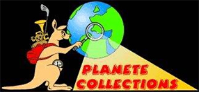 Logo planète-collections